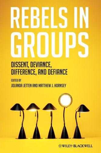 Rebels in Groups Cover