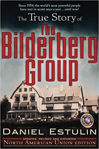Bilderberg Group book cover