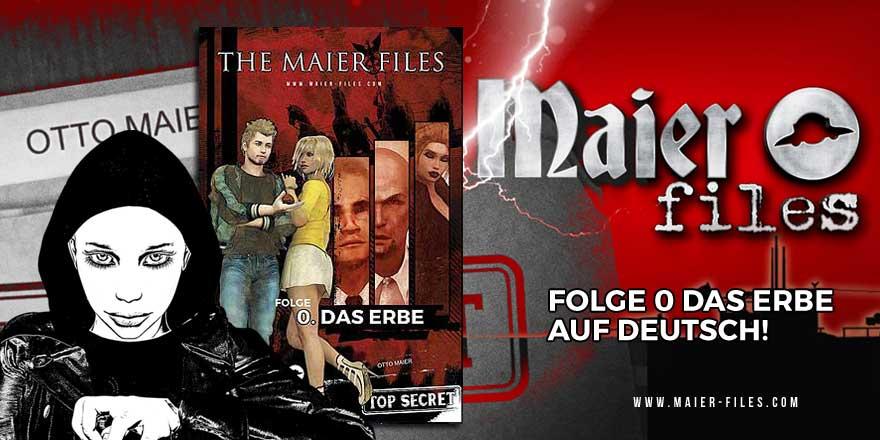 Maier files Das Erbe _ Deutsch