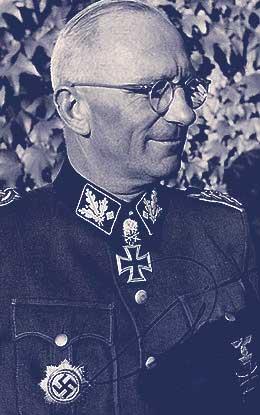 SS-Panzerkorps, SS-Obergruppenführer Herbert Otto Gille
