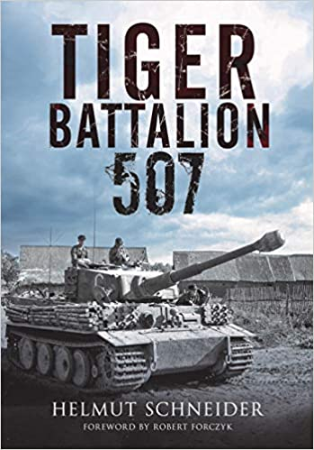 Tiger Batallion 507 book cover