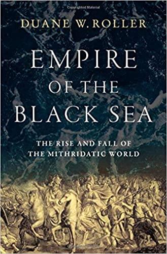 Empire of the black sea book cover