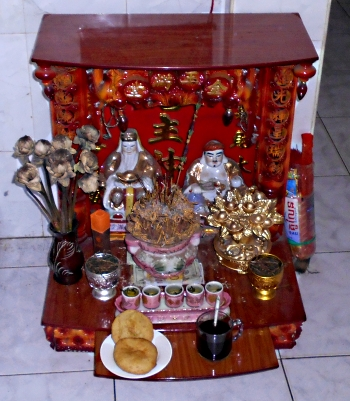 Alter for Chumneang pteah