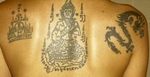 Magiske tatoveringer