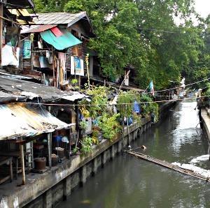 Klong i Bangkok