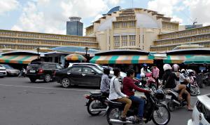Central Market - Phnom Penh