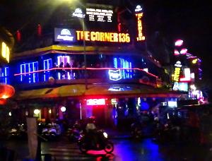 Corner Bar – Street 136 - Phnom Penh