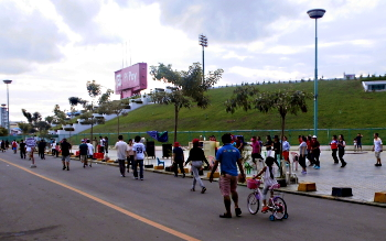 Olympic Stadium - Phnom Penh