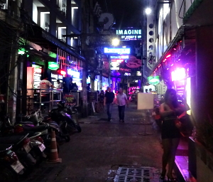 Soi 15 - Walking Street, Pattaya