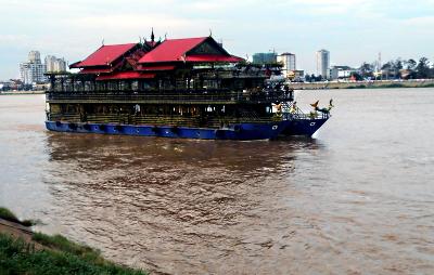 Tonle Sap floden