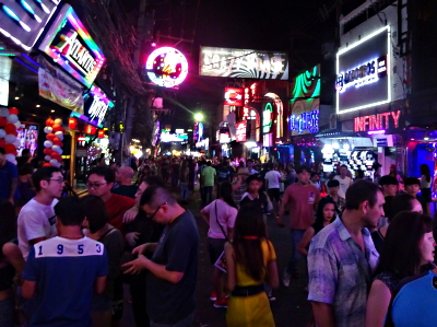 Walking Street - Pattaya