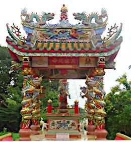 Thai-kinesisk åndetro