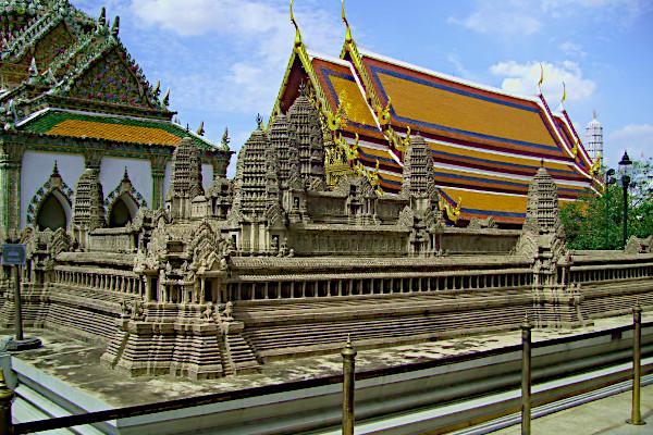 Angkor Wat - i Grand Palads