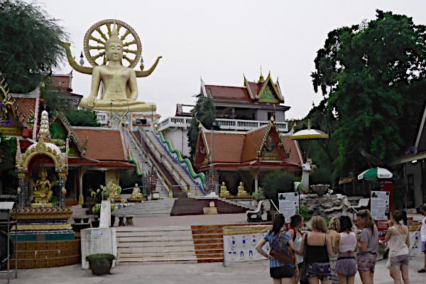 Big Buddha – Koh Samui