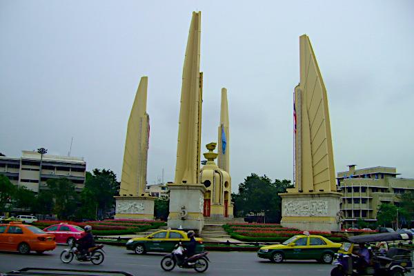 Demokrati Monumentet