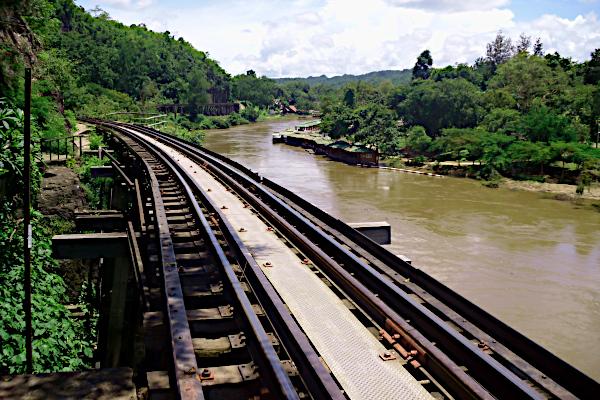 Dødens jernbane