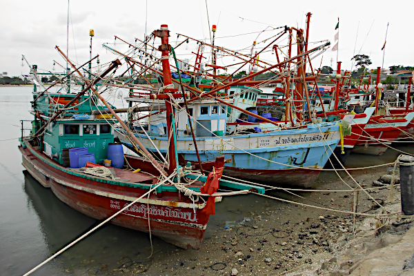 Fiskerbåde