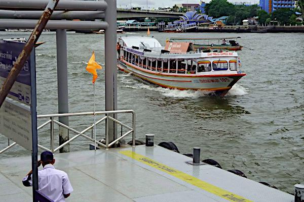 Flodekspressen - Chao Phraya