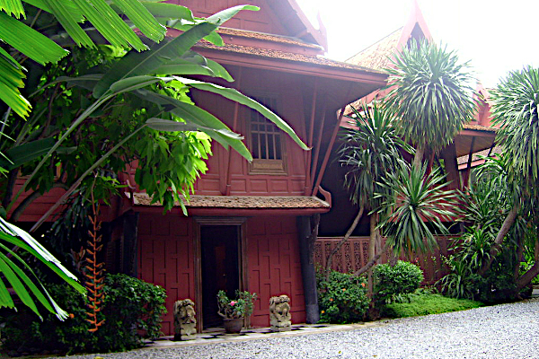 Jim Thompsons hus