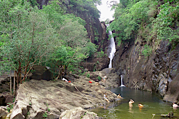 Khlong Phlu vandfaldet