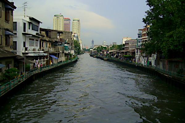 Klong - kanal