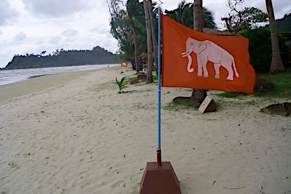 Koh Chang flag