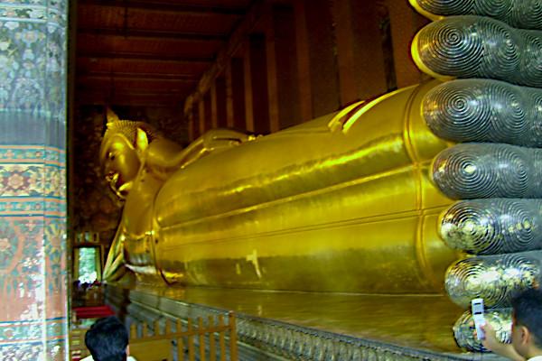 Liggende Buddha - Wat Po