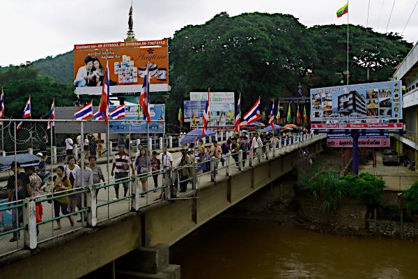 Thailands nordligste punkt