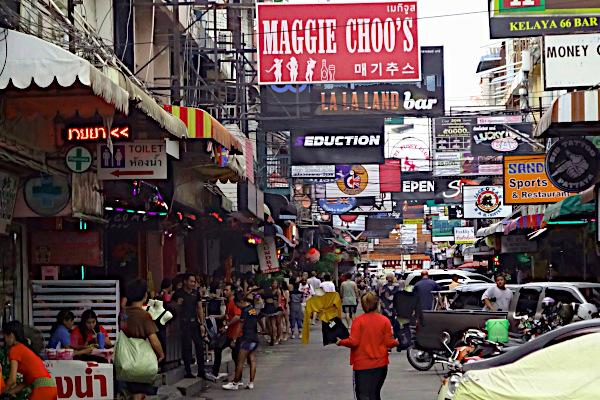 Soi 6 - Pattaya