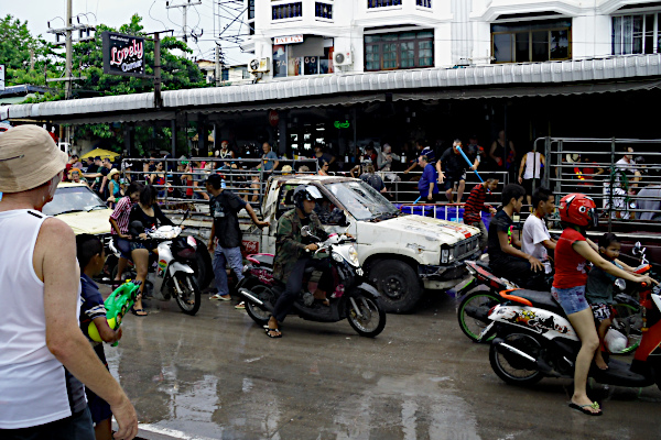 Songkran - Pattaya