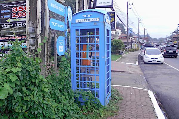 Telefonboks