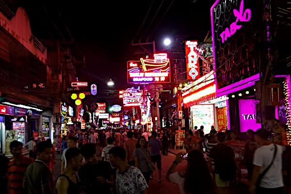 Walking Street - Pattaya