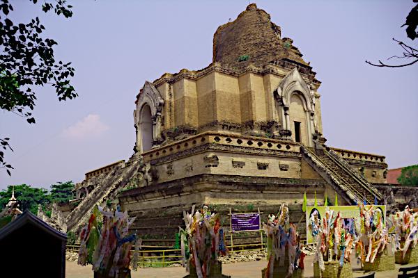 Wat Chedi Luang - Chaing Mai