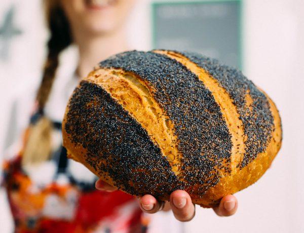 simpel recept om zelf brood te bakken