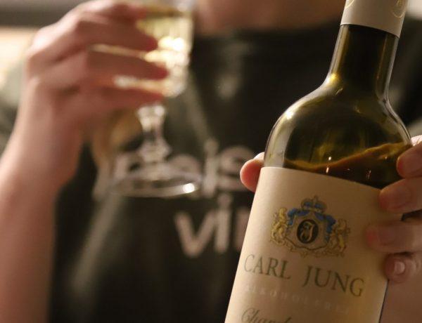 alcoholvrije witte wijn Carl Jung alkoholfrei Chardonnay