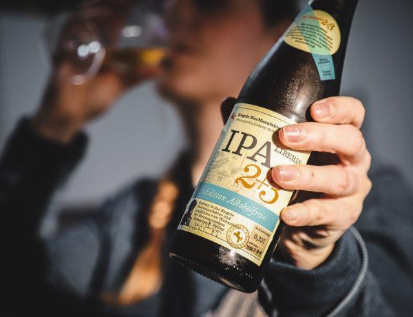 Riegele Liberis IPA 2+3 alcoholvrij bier
