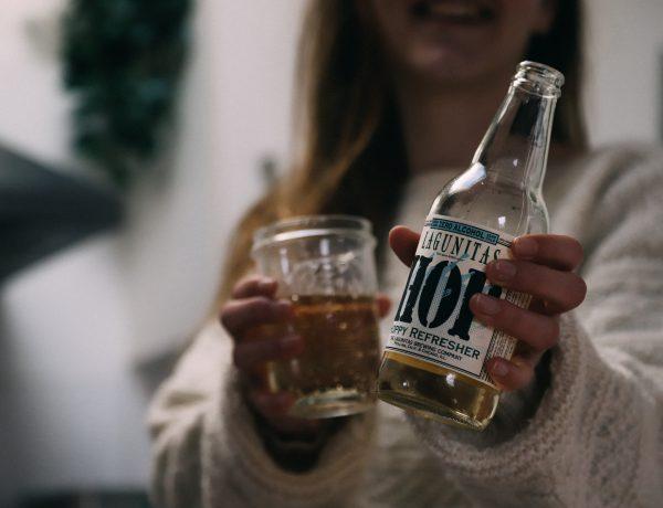 Lagunitas Hoppy Refresher review