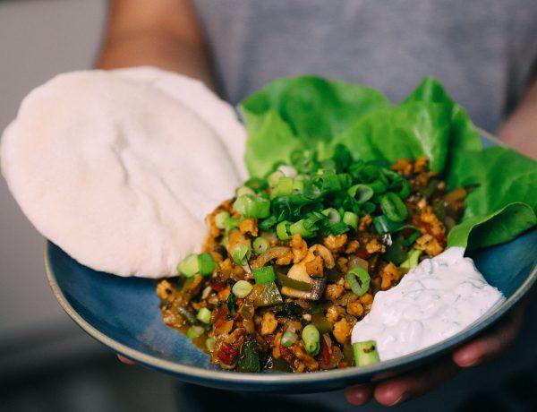 recept voor groene chili met maistorilla's