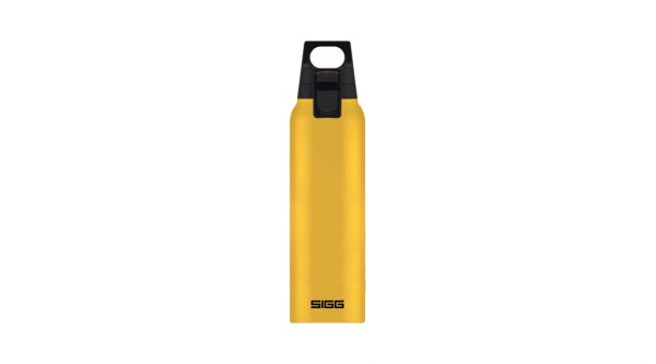 Thermo Flask Hot & Cold ONE Mustard 0.5l