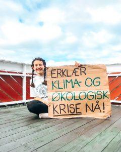 aktivisme klimastreik
