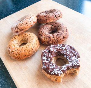 veganske donuts
