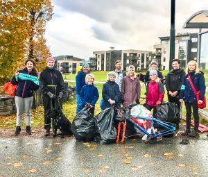 aktivisme søppelplukking