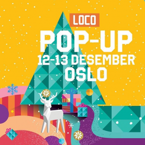 Loco pop-up i desember