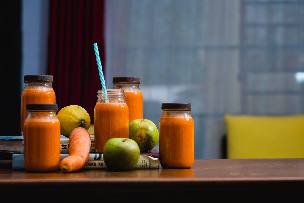 Greenseed juice   Carrot love