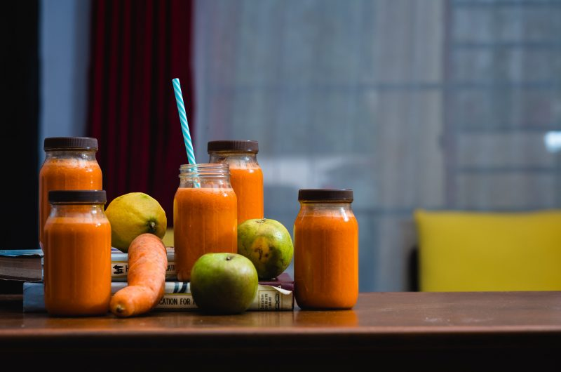 Greenseed juice | Carrot Love