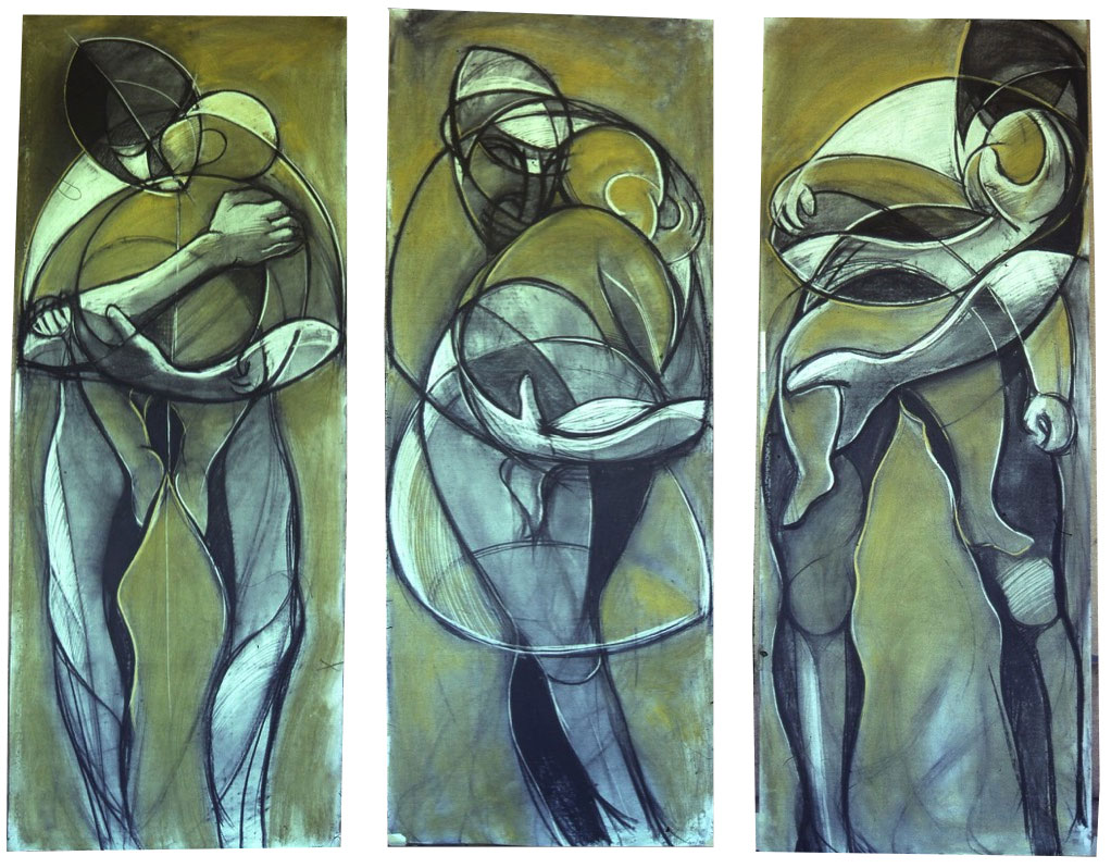 Lullaby Triptych