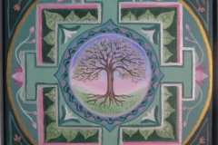 Livets træ grøn