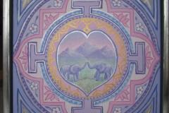 Mandala elefanter