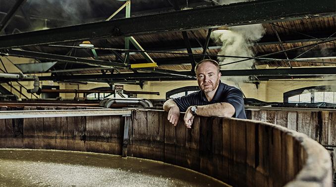 Brent Elliot, Four Roses Master Distiller