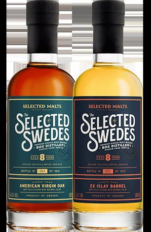 Selected Swedes 8 år